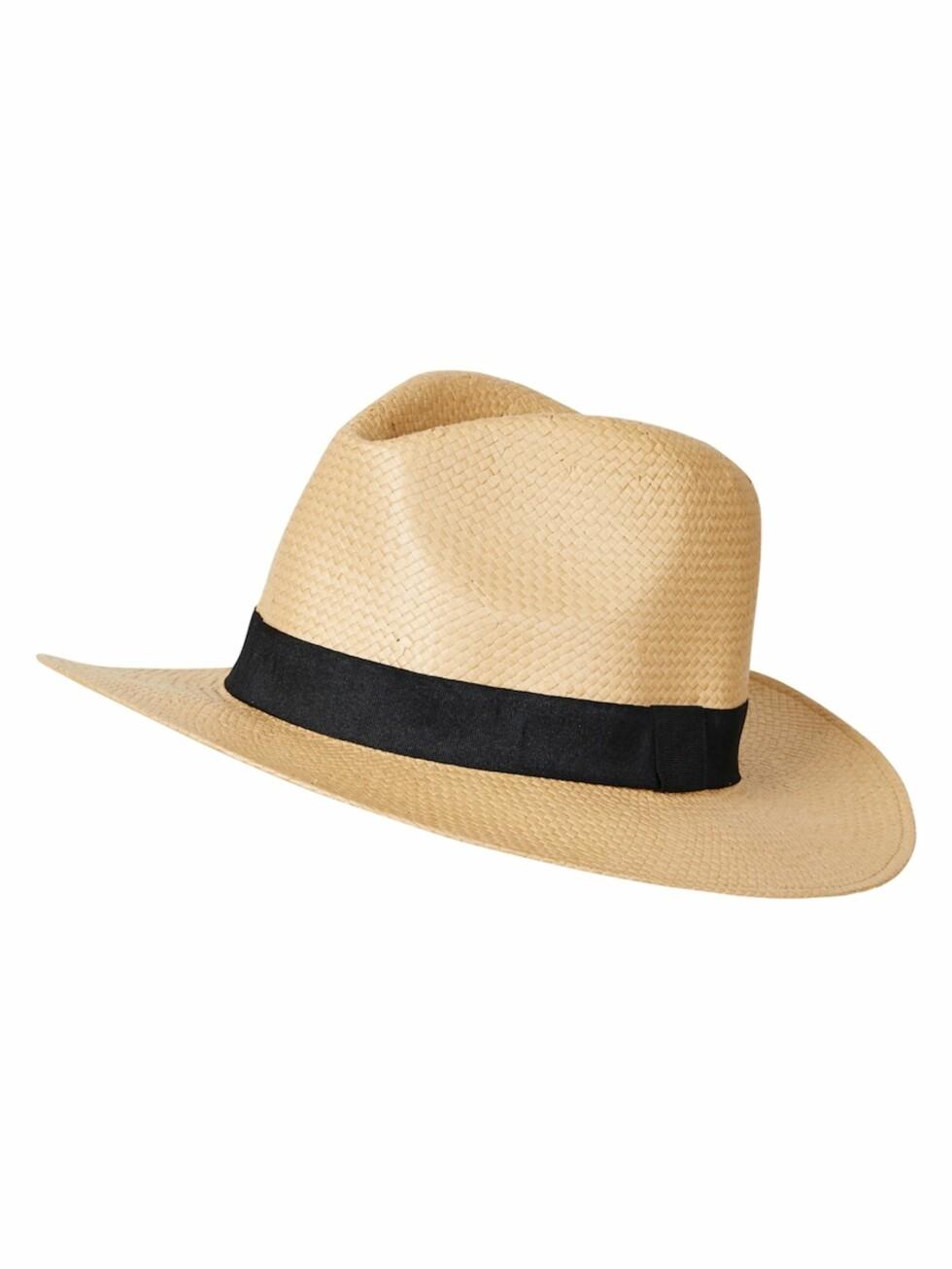 Hatt fra Cubus, kr 149. Foto: Produsenten