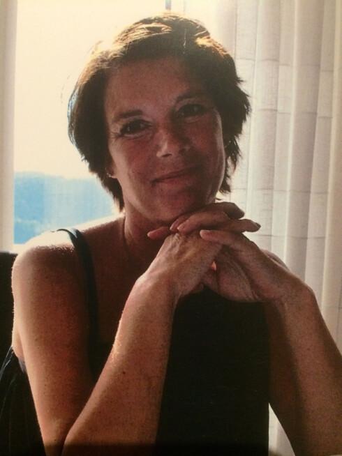 <strong>INSPIRERER FREMDELES:</strong> Fem år etter at Kristine døde, er hun fortsatt en inspirasjonskilde for Annie. Foto: Privat