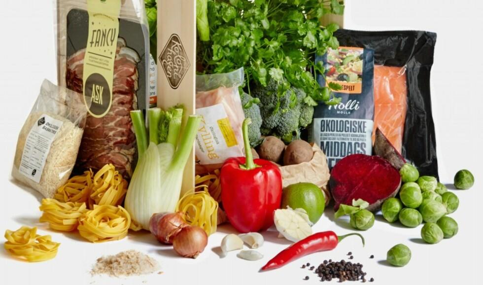 ØKOLOGISK: Kolonihagen AS tilbyr norske, økologiske matvarer uten kunstige tilsetningsstoffer. Foto: Kolonihagen AS.