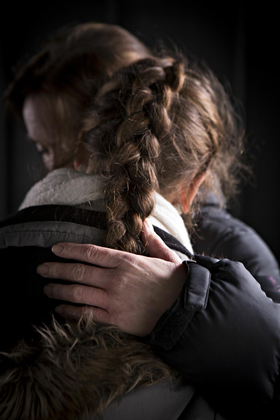 PRØV Å VÆRE KONSTRUKTIV: Ja, det KAN hende at akkurat ditt barn er en mobber. Foto: Charlotte Wiig