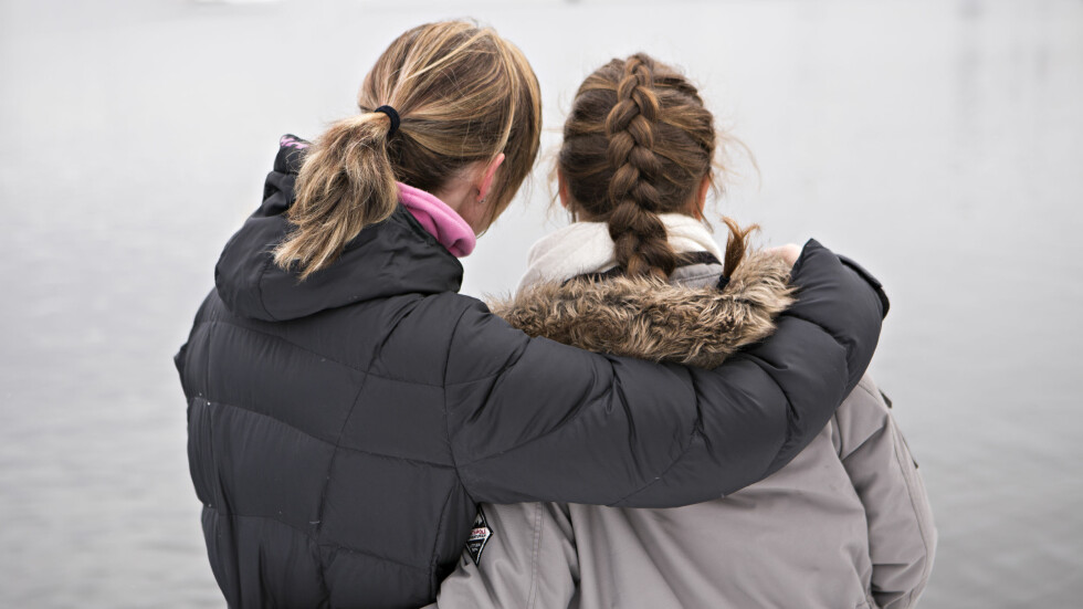 NÅR DITT BARN ER EN MOBBER: Er det lett å møte mobberens foreldre med fordommer og forakt? Foto: Charlotte Wiig