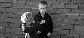 Når det er ditt barn som mobber - hva gjør du?