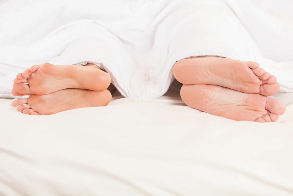 SEXFRITT FORHOLD: I dagens samfunn er seksuell avholdenhet ikke det enkleste, og ofte ikke forståelig. Men det er viktig å respektere at man har ulike behov. Foto: Shutterstock / BlueSkyImage