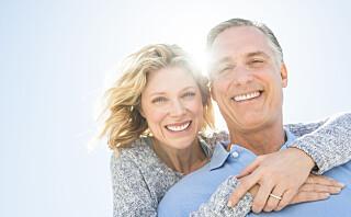 Er det flaut å ha vært gift lenge?