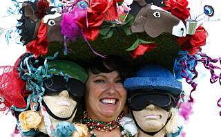Sjekk ut disse elleville hattene fra årets Kentucky Derby!