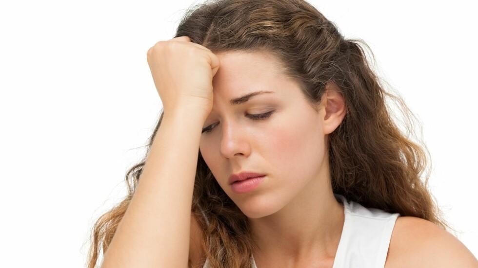 SLAPP: Føler du deg stadig sliten og tappet for energi? Mennesker med svekket binyrefunksjon har ikke normal produksjon av stresshormonet kortisol, og resultatet er at du vil føle deg slapp og sliten. Foto: WavebreakmediaMicro - Fotolia