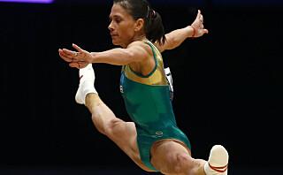 Denne dama er 40 år - og har nå fått OL-plass i Rio!
