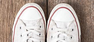 Sjekk ut denne lekre skinn-nyheten fra Converse