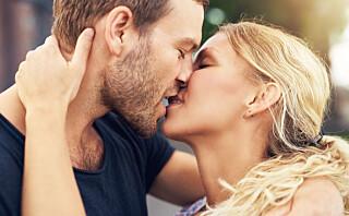 Derfor lukker vi øynene når vi kysser hverandre