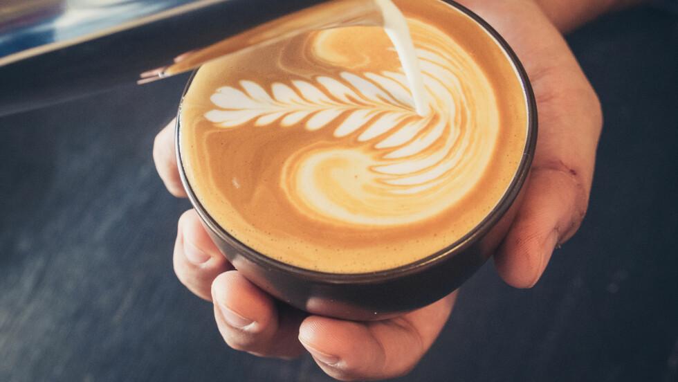 <strong>FORSKJELLEN PÅ KAFFEDRIKKER:</strong> Vet du forskjellen på en caffé latte, cappuccino og cortado? Hvis svaret er nei kan du ta en titt på oversikten i denne saken.  Foto: Shutterstock / Coffee Lover