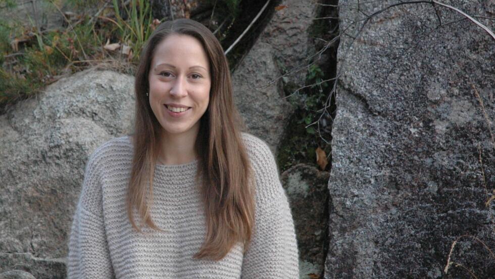 HÅPER Å FÅ TRANSPLANTERT LIVMOR: Christine Jacobsen håper svenske leger får grønt lys til å starte med livmortransplantasjon. Det vil kunne oppfylle hennes store drøm om å få bære fram barn. Foto: Privat