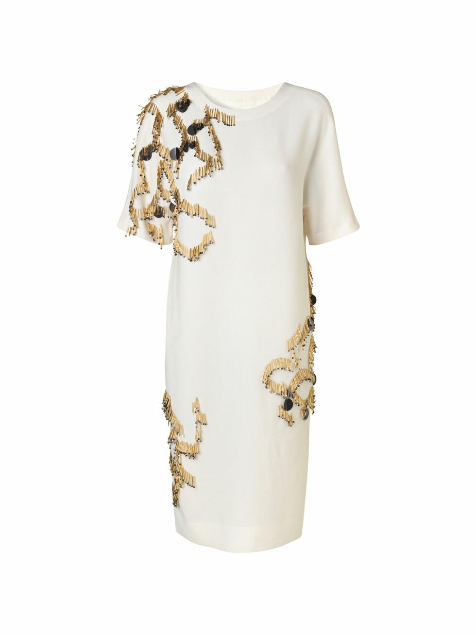 Kjole fra By Malene Birger, kr 4800. Foto: Produsenten