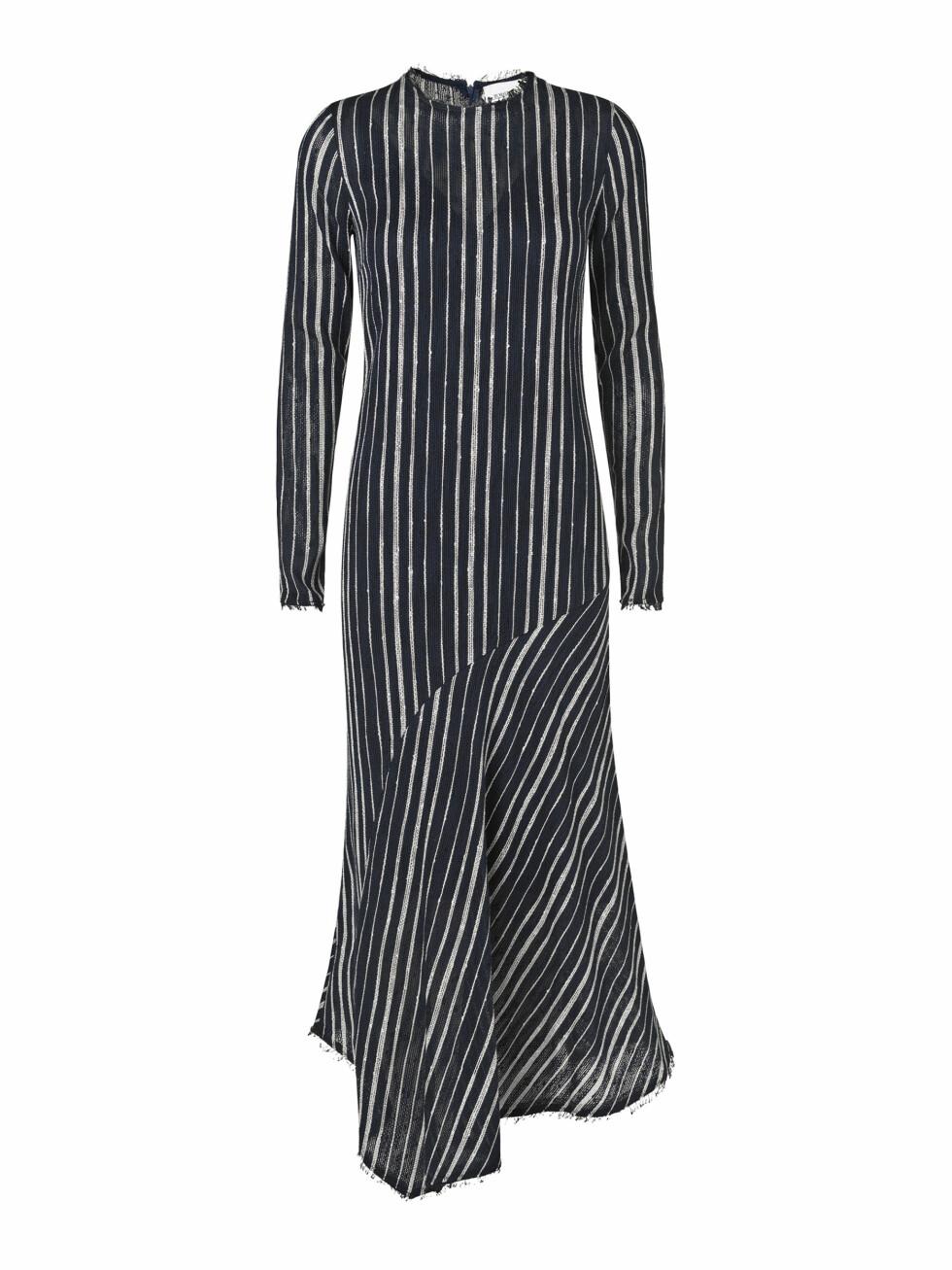 Kjole fra By Malene Birger, kr 4200. Foto: Produsenten