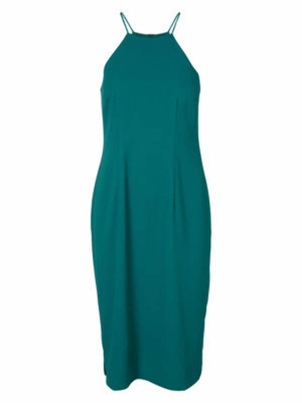 Kjole fra Vero Moda, kr 379,95. Foto: Produsenten