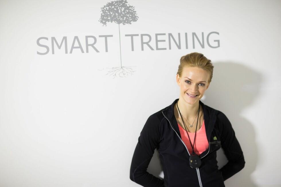 TRENINGSEKSPERT: Helle Bornstein, forfatter og eier av Smart Trening, har et par favoritter blant matbloggerne. Hun mener det er viktig å la seg inspirere for å ha noe å strekke seg etter. Foto: Rolf Ørjan Høgseth