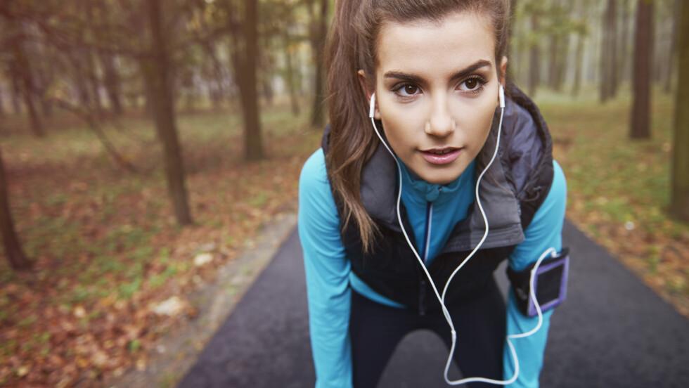 <strong>ATRIEFLIMMER:</strong> Trening er bra for helsa i moderate mengder. Trener du intens kondisjonstrening over lengre tid kan det imidlertid ha negative konsekvenser for hjertet ditt.  Foto: Shutterstock / gpointstudio