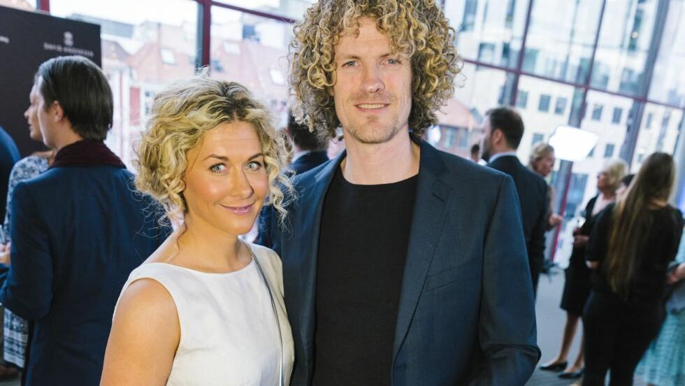 GRAVID IGJEN: Eventyrerparet Cecilie Skog (41) og Aleksander Gamme avslørte nylig at de venter sitt andre barn. Foto: KRISTER SØRBØ, VG