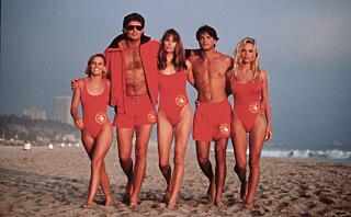 Disse erstatter de ikoniske «Baywatch»-karakterene i ny film