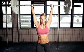 - Ikke mål treningsresultatene dine i kilo eller vekt