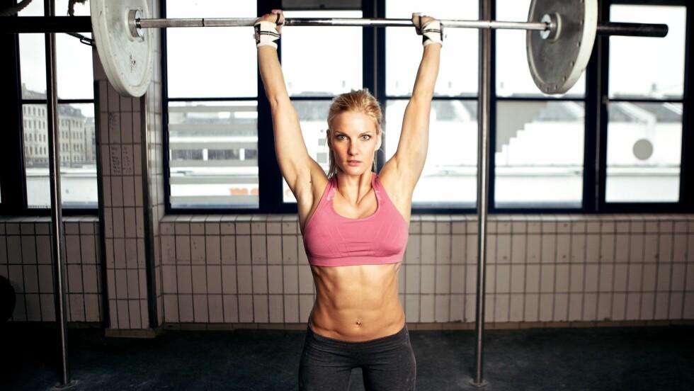 <strong>TRENING OG FREMGANG:</strong> Noen ganger kan man få et stopp i progresjonen, selv om man trener like aktivt som før. Foto: Shutterstock / Jacob Lund