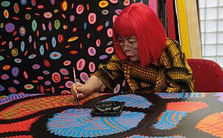 Yayoi Kusama: Fra galskap til kunst