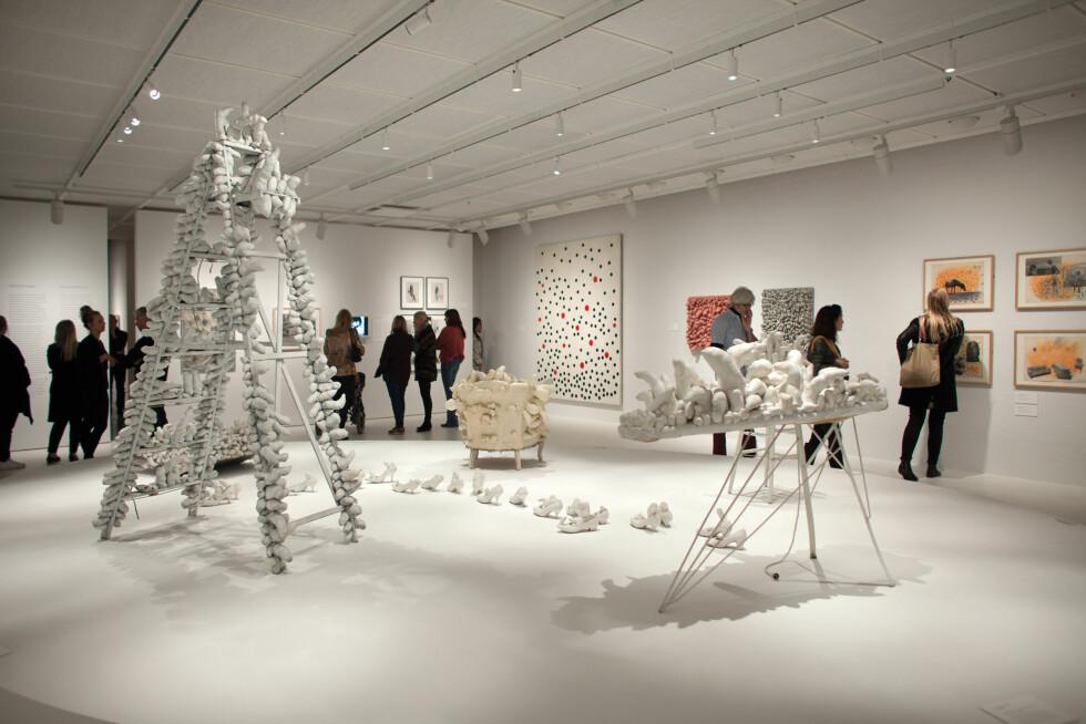 """NORGESAKTUELL: """"I Uendelighet"""" stilles på Henie Onstad kunstsenter frem til 15. mai 2016. Foto: Foto: Poul Buchard / Louisiana museum of modern Art."""