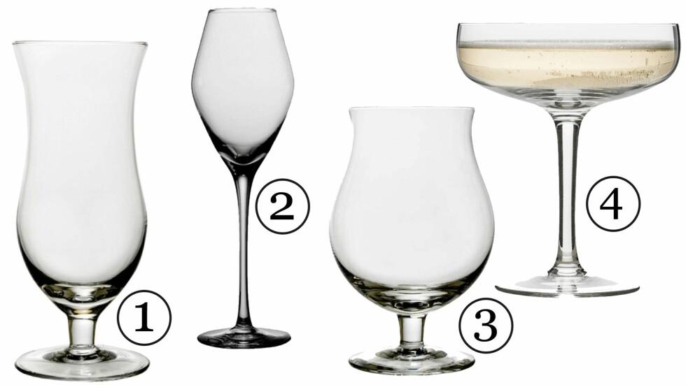 Nå kan du sikre deg de lekreste glassene fra Hadeland Glassverk til halv pris