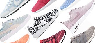 Endelig tid for sneakers! Her er vårens 9 hotteste par