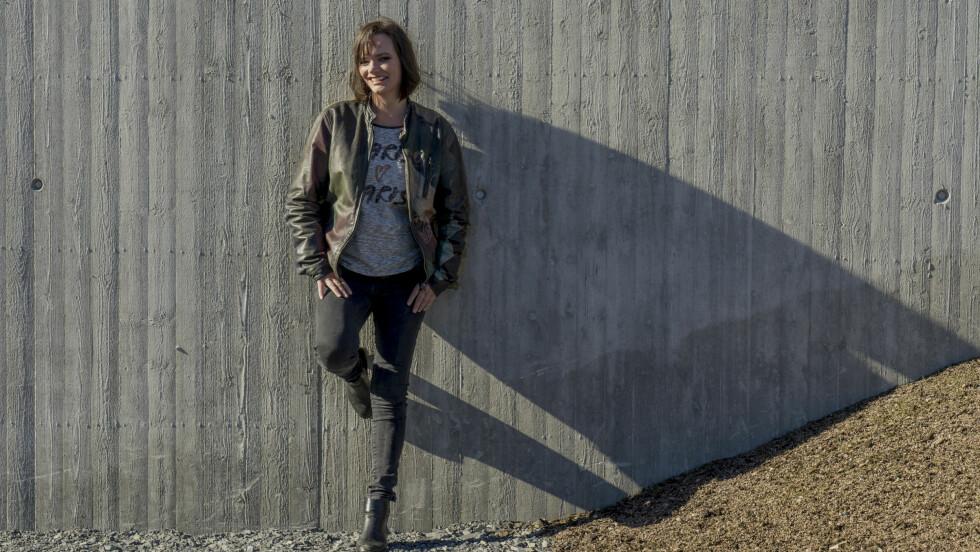 JULIE WINGE - SPALTIST KK.NO: Skuespiller og skribent Julie Winge deler sterke historier her på KK.no. Denne uken forteller hun om et møte og en menneskeskjebne hun husker spesielt godt... Foto: Per Ervland