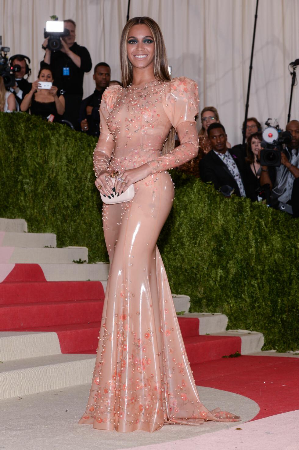 MET GALLA 2016: Beyonce i Givenchy. Foto: SipaUSA