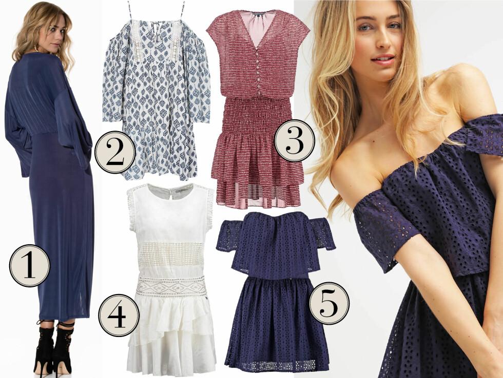 2 i 1! Her er kjolene som passer like bra til hverdags som til fest