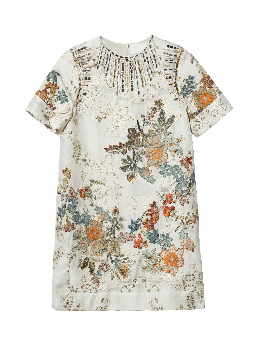 Kjole fra H&M, kr 1499. Foto: Produsenten