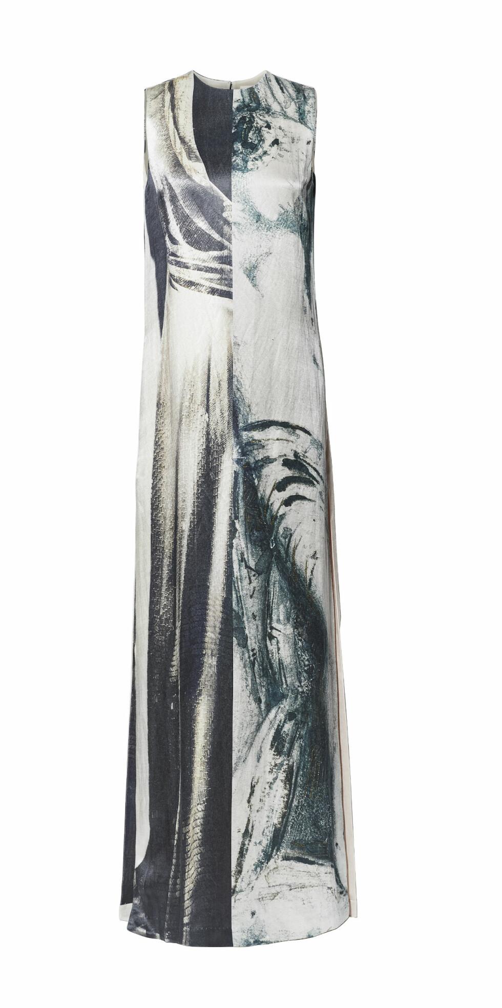 Kjole fra H&M, kr 1299. Foto: Produsenten