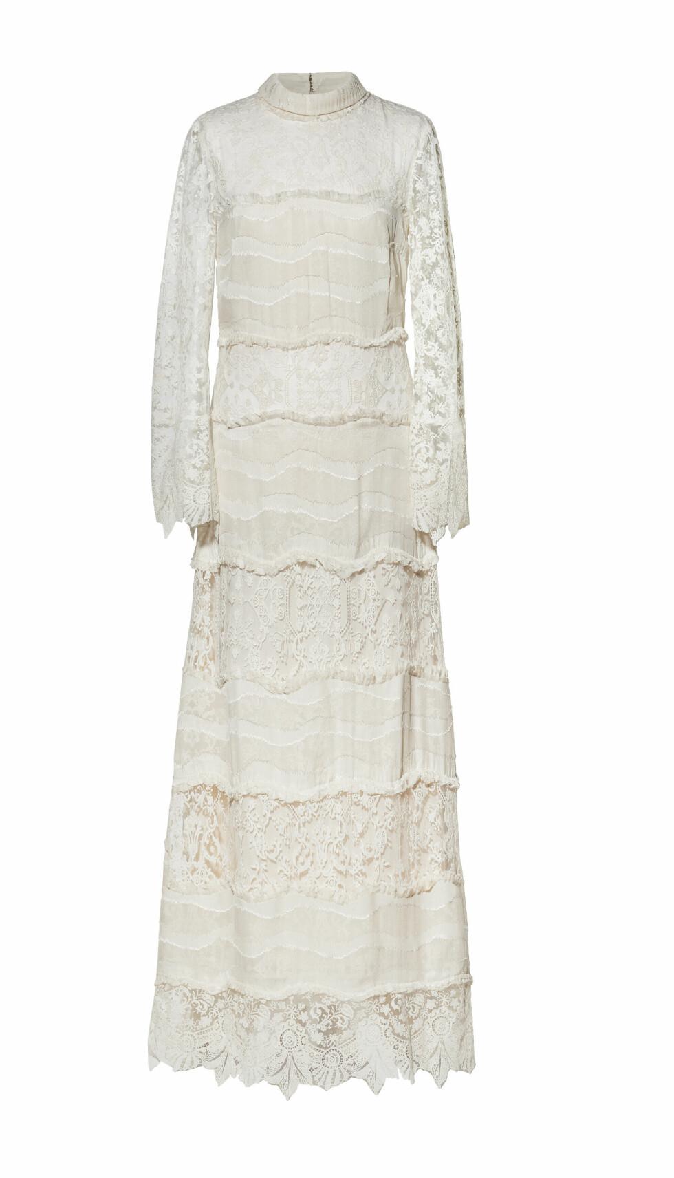 Kjole fra H&M, kr 3499. Foto: Produsenten