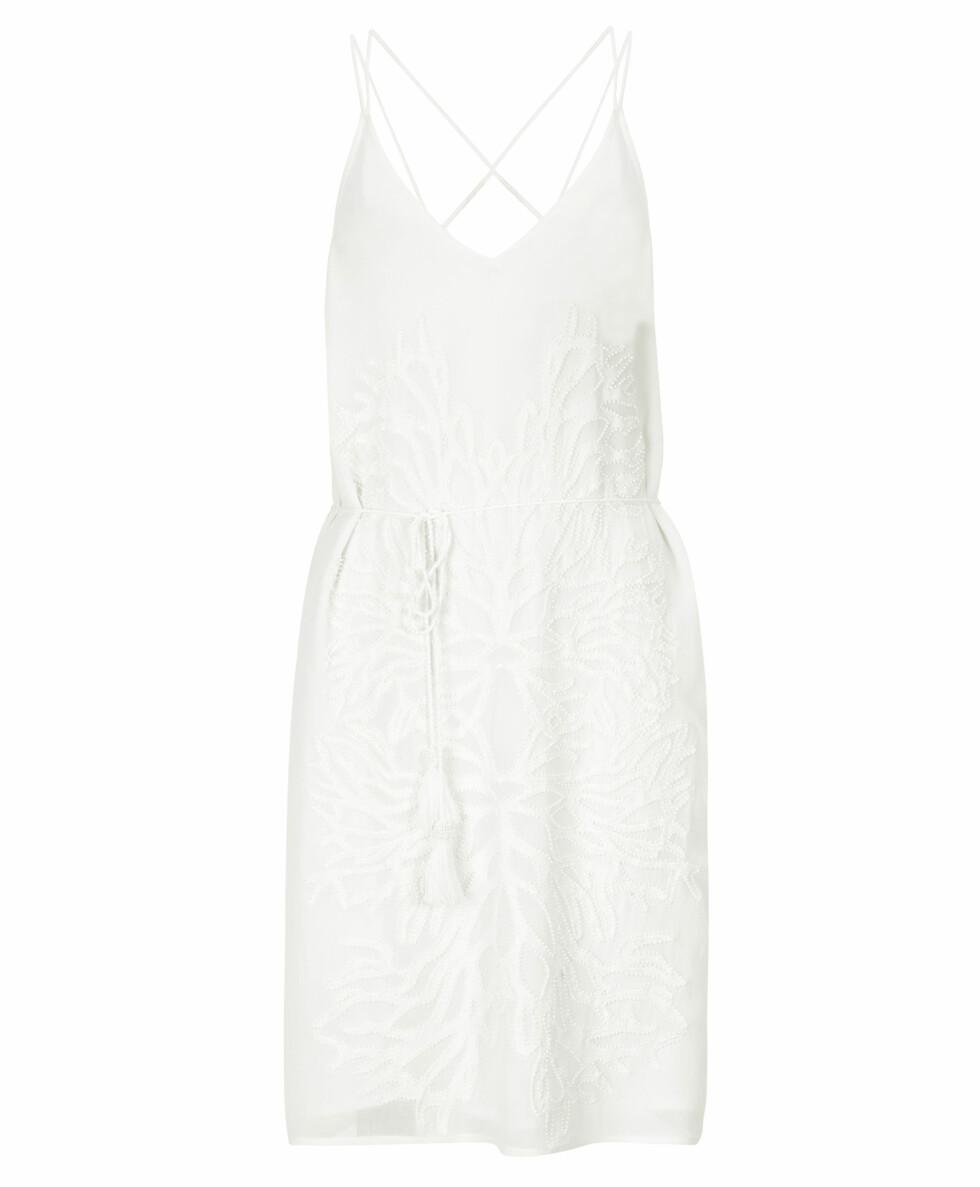 Kjole fra Gina Tricot, kr 499. Foto: Produsenten