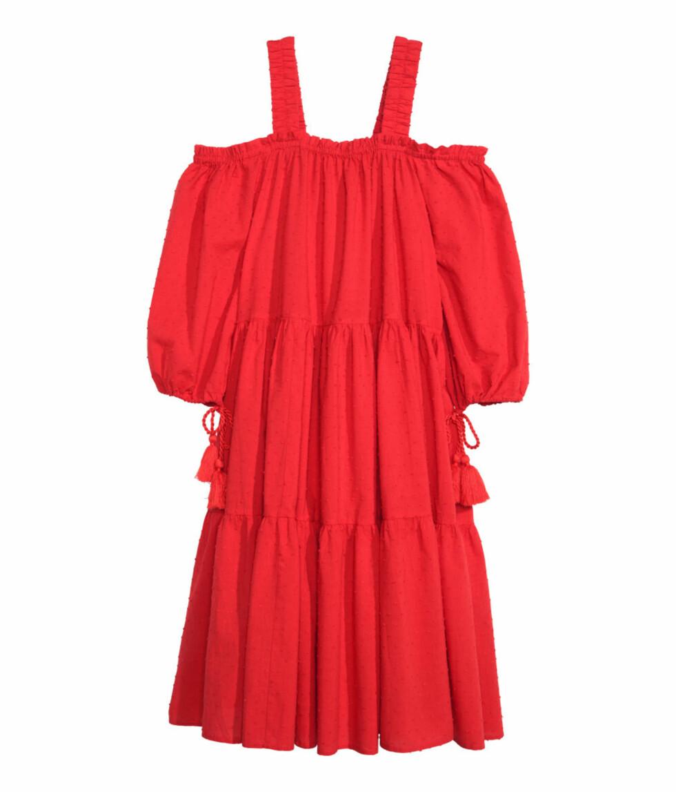 Kjole fra H&M, kr 199. Foto: Produsenten