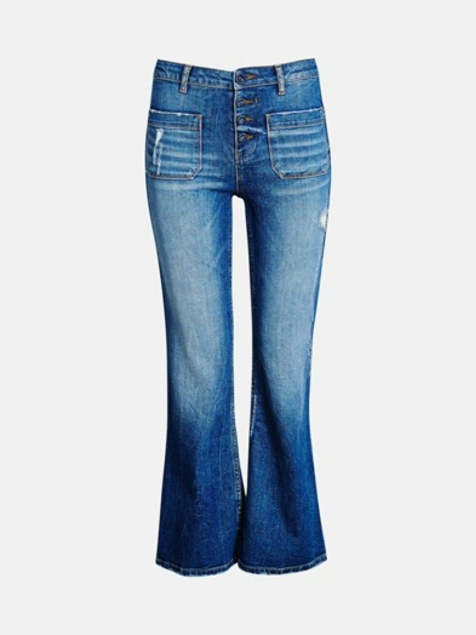 Jeans fra Bik Bok, kr 499. Foto: Produsenten
