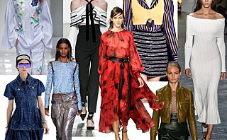 Ukens stiltips med Darja:  Her er 8 av vårens fineste trender