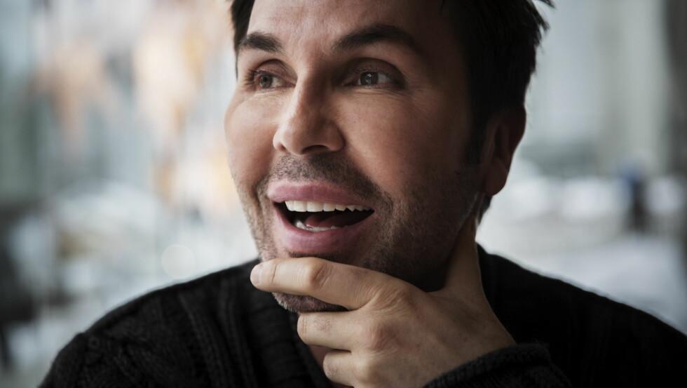 KJENDISSTYLIST: Jan Thomas bodde i Hollywood i en årrekke, og har jobbet med flere av verdens største stjerner. Foto: Terje Bringedal / VG