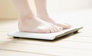 Genene kan påvirke vekten