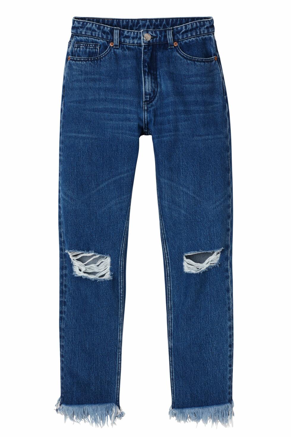 Jeans fra Monki, kr 486. Foto: Produsenten