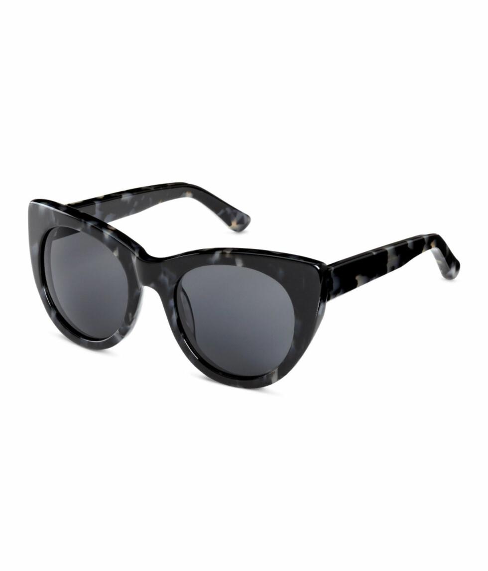 Solbriller fra H&M, kr 249. Foto: Produsenten
