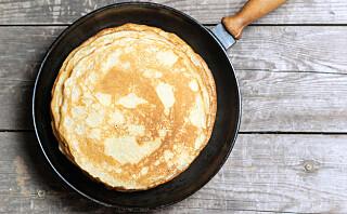 Pannekaker med valmuefrø, søtpotet eller ekstra protein? Yes please!