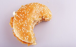 Hamburger + pommes frites + pai = retten kjæresten vil ELSKE deg for dagen derpå