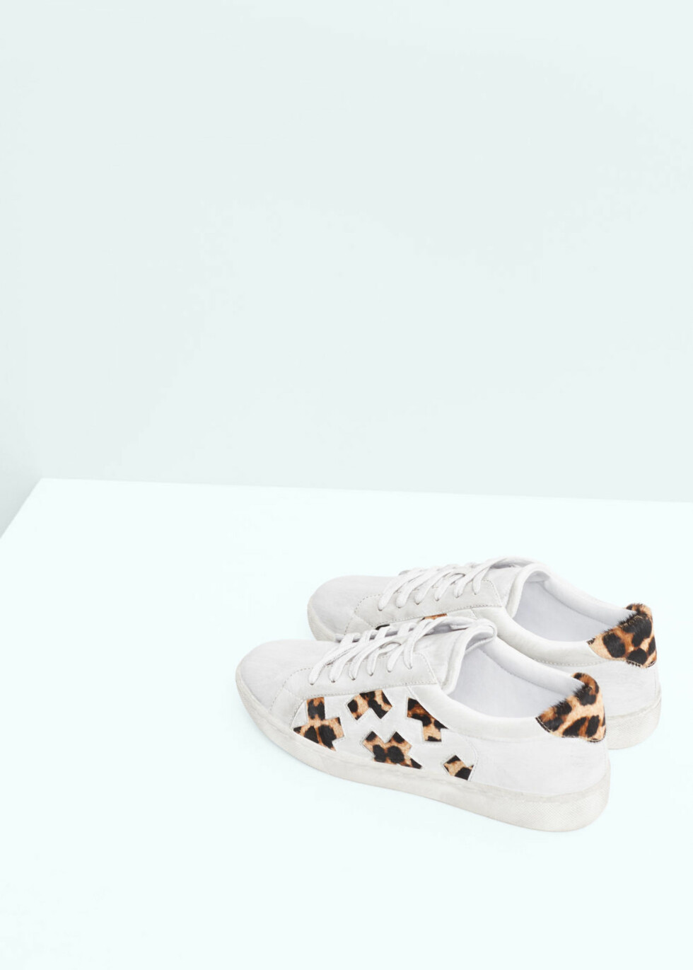 Sneakers fra Mango, kr 549. Foto: Produsenten
