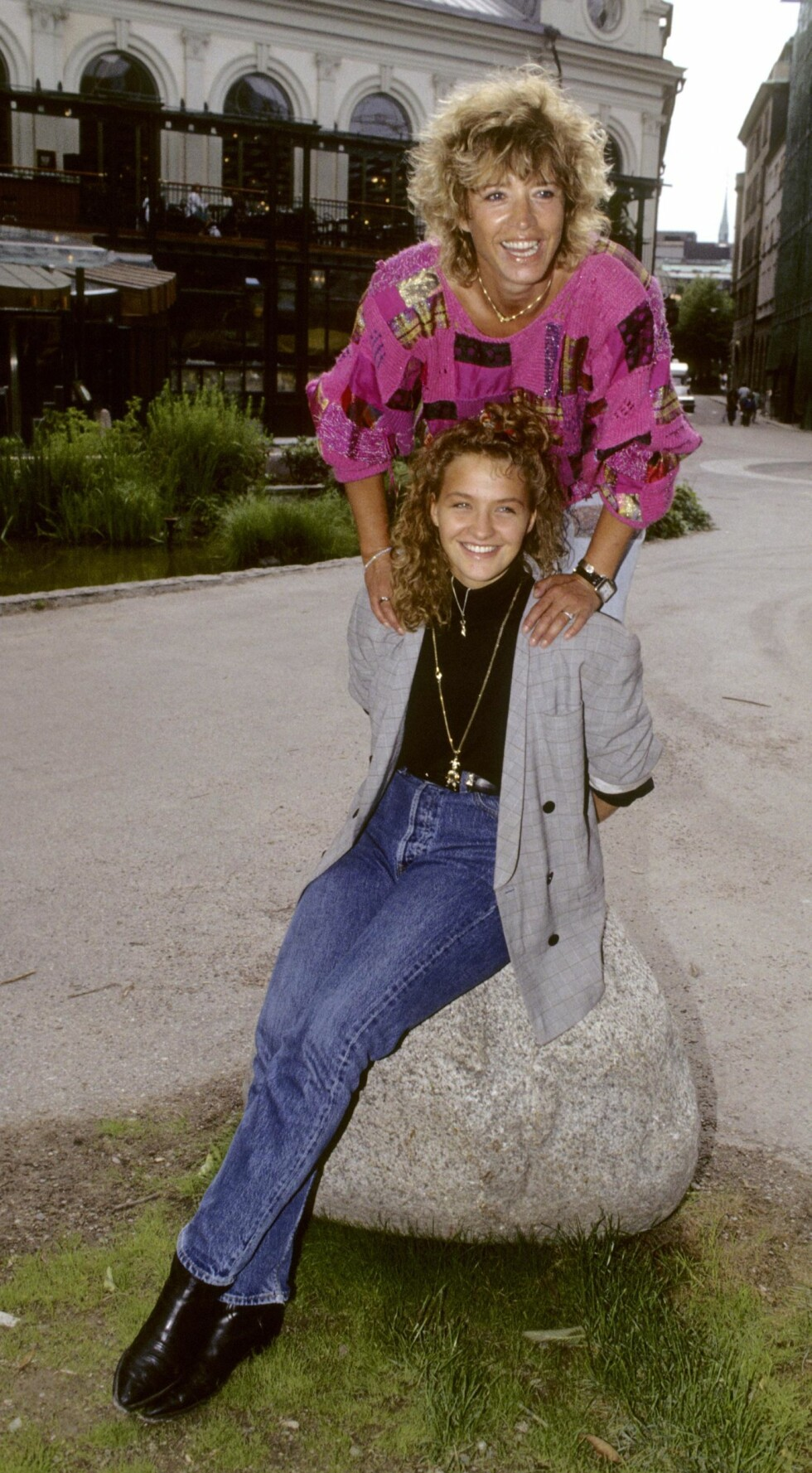 BLE SYK: Kristin var 18 år når hun fikk anoreksi, og har innsett at sykdommen altid vil være en del av henne.   Foto: Stella Pictures