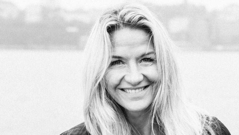 KRISTIN KASPERSEN: Lill-Babs' datter valgte selv en karriere i rampelyset. I23år har hun jobbet som programleder i TV, blant annet som værpresentatør inorsk TV3. Foto: Rickard L. Eriksson