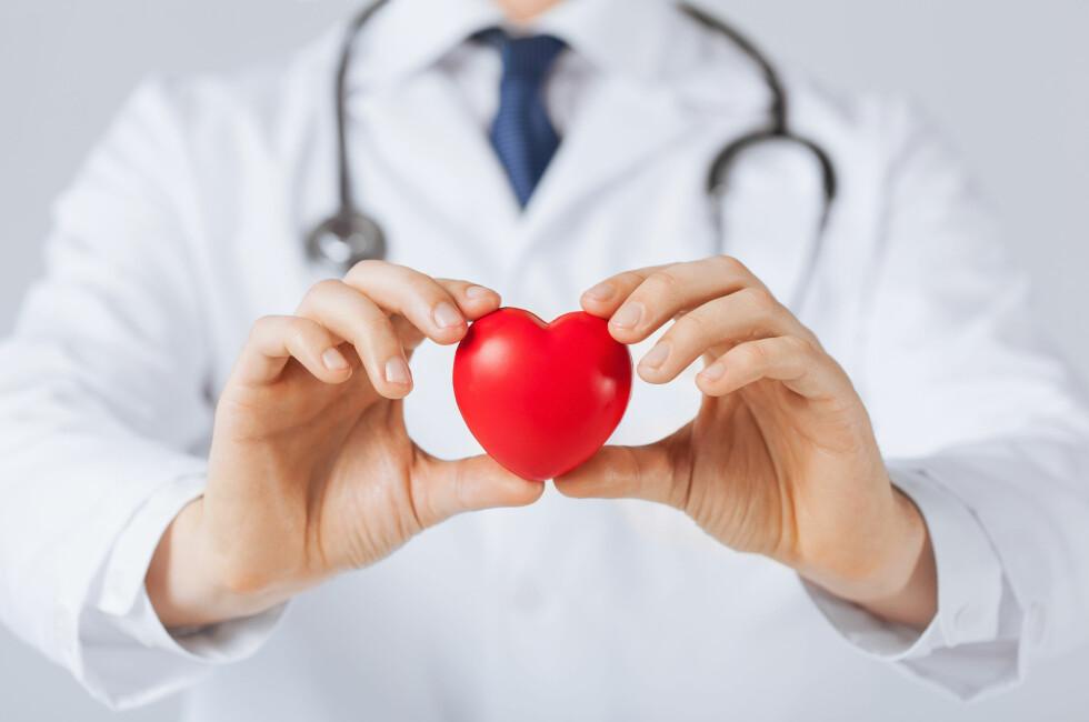 VANLIG DØDSÅRSAK: Flere tusen nordmenn dør av hjertesykdommer hvert år. Derfor er det ekstra viktig å minimere risikoen ved å få opp pulsen regelmessig.  Foto: Shutterstock / Syda Productions