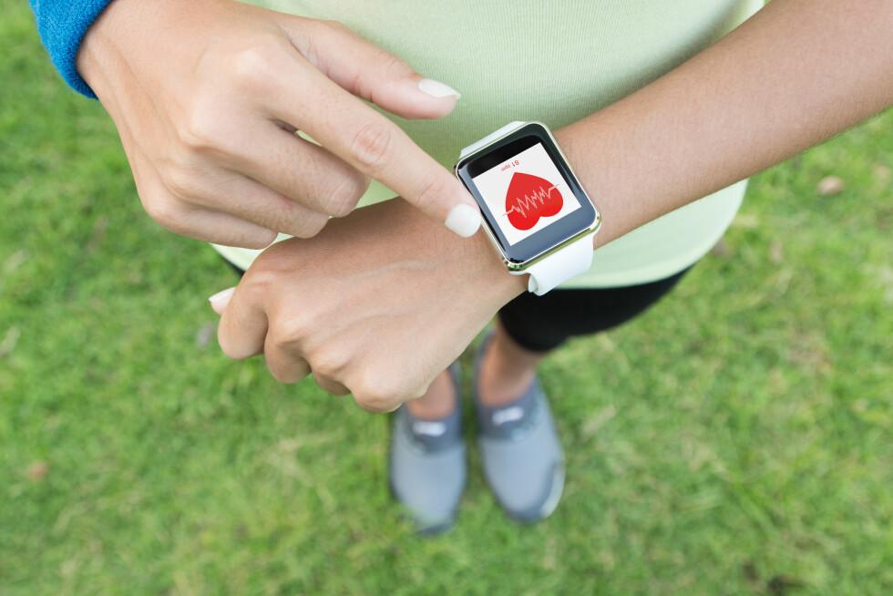 TRENING FOR HJERTET: Kondisjonstrening gjør at hjertet holder seg sterkt og minsker risikoen for hjerte- og karsykdommer.  Foto: Shutterstock / blackzheep