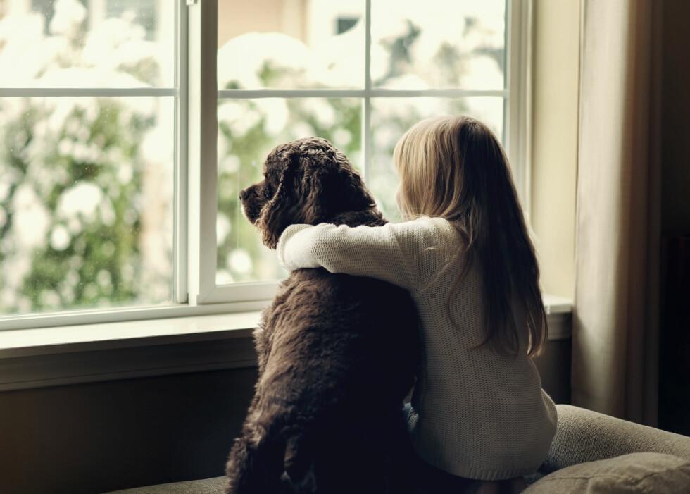 SAMVÆRSPROBLEMER: Barnet ditt nekter å møte far eller mors nye partner. Les samlivsterapeuten Solveig Venneslands råd til foreldre. Foto: NTB-Scanpix